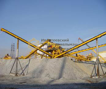 Конвейеры горного дела из чего лента конвейера шахтные